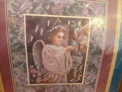 An Angels Touch Sunset Counted Cross Stitch Kit Donna Richardson Christmas Gift