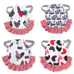 Gardening supplies Wings Chicken Saddles Hens Clothes Pet Feather Protector