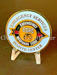 D39 Emergency Response Team Respite Nypd Fdny World Trade Center Challenge Coin