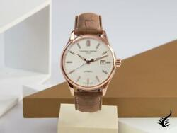 Frederique Constant Classics Automatic Watch, Fc-303, Gold, Silver, Fc-303nv5b4