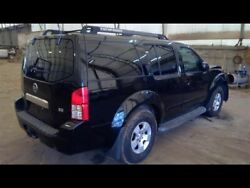 Automatic Transmission 6 Cylinder Crew Cab 4wd Fits 06 Frontier 4241382