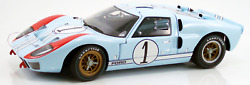 Acme 1/12 Scale M12010003 - Ford Gt40 Mkii 7.0l V8 Team Shelby American 1 2nd