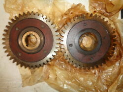 Used Set Coupling Gears Ariel Square Four Mk I And Ii 1937-58 1062-31