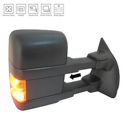 Fo1321426 New Replacment Passenger Door Mirror Fits 2008-2009 Ford Superduty