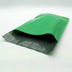 12x15.5 Green Poly Mailers Envelopes Shipping Bags 2 Mil 26000 Pack