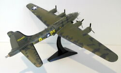 Corgi 1/72 - Aa33301 Boeing B-17 Flying Fortress Mephis Belle 324th Bs 91st Bg