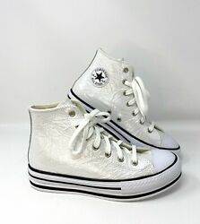 Converse Chuck Taylor As Eva Lift High Top White Womenandrsquos Sneakers 669763c