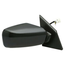 Mi1321130 New Right Door Mirror Power With Heated Glass