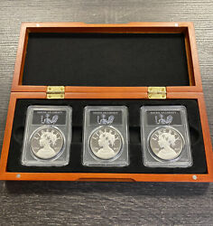 2017 American Liberty 225th Anniversary Silver Medal First Day Set Pcgs Pr70dcam