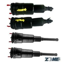 1set Air Suspension Shocks Struts For Lexus Ls600h Ls460 Awd Front And Rear Pairs
