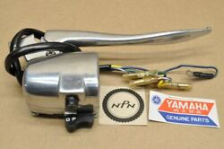 Nos Yamaha 1962-64 Yd3 1963 Ydt1 Right Handlebar Control Switch And Lever Assy 148