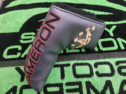 Scotty Cameron Select 7 Point Crown Putter Head Cover Blade Headcover Mint⛳⛳⛳