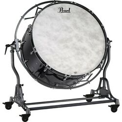 Pearl Concert Bass Drum With Stbd Suspended Stand 36 X 18