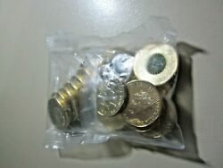 2020 Donation 1 Sealed Bag Of 20 New Coins Buy A Bag Free Post