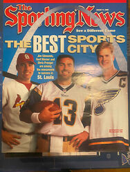 Lot Of 16 St. Louis Sports Posters - 10 Different - Cardinals , Blues, Rams