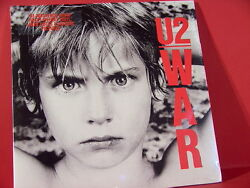 U2 War Re-mastered/limited/180gram Vinyl-double-lp/record/factory Sealed