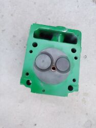 Volvo Penta Md17dused Cylinder Head Beautiful From Running Unit Clean
