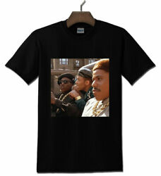New Jack City Movie Black T-shirt S - 5xl