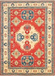 Vintage Hand-knotted Carpet 8'8 X 12'2 Traditional Oriental Wool Area Rug