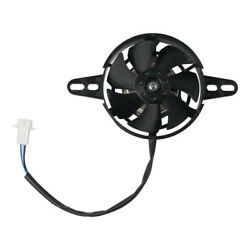 Universal Motorcycle 12v Oil Cooler Electric Radiator Thermal Cooling Fan