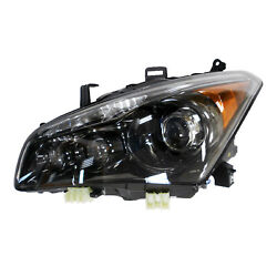 In2502153oe New Driver Side Headlight Assembly