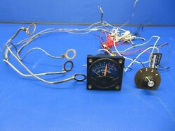 Westberg Cht Gauge 4 Position Switch And 4 Probes 2a1p 254-20ep 0521-10