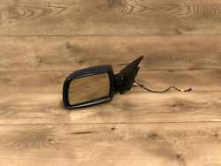 04_09 Bmw E83 X3 Front Left Driver Side Door View Mirror Power Fold Oem