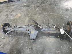 2016-2019 Toyota Tacoma Rear Axle Assembly Crew Cab 4 Dr 6 Cyl At 3.91 Ratio