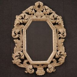 Mirror Furniture In Painted Wood Frame Glass Antique Style Living Room 900