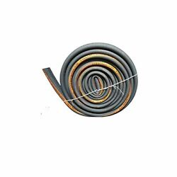 Eagle 4 In X 100 Ft Heavy Duty Abrasive Resistant Lay Flat Slurry Hose