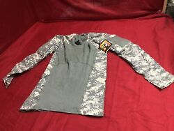 Massif Combat Shirt - Acu - Small - New With Tags