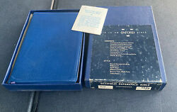 New 1945the Scofield Reference Holy Bible, Oxford, Kjv, W/concordance 183x
