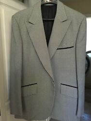 Three-piece Tailor Made Dress Suit Custom Made For Famous Actor Dale Robertson.