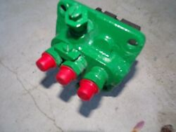 Volvo Penta Md17d Injector Pump , Beautiful ,from Freshwater Boat ,used ,nice