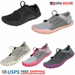 Womens Water Shoes Quick Dry Barefoot For Aqua Swim Sport Water Vacation