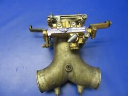 Continental Io-470-l Throttle Body And Injector Control P/n 625219-2r 0321-360
