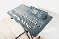 Yamaha Ls9-32 32 Channel Digital Console In Very Good Condition Church Owned
