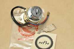 Nos Honda Ct90 Ignition Switch And Key Set 35010-046-000
