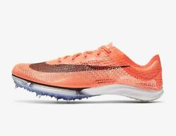Nike Air Zoom Victory Next Track Spikes Bright Mango Menand039s 9.5 Cd4385-800