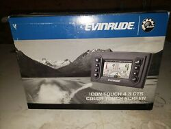Icon Touch 4.3 Color Touch Screen Evinrude Brp - 1 Pz 766285 - 766285 -