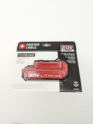 Porter Cable Pcc682 Battery Genuine 20v 2.0ah Lithium-ion Max Oem Battery - New