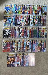 Sonic The Hedgehog Idw Comics 1-39 - Multiple Issues And Variants All Nm