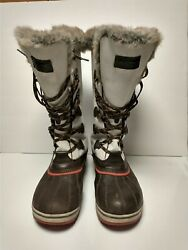 Ll Bean Rangeley Pac Tall Insulated Womenand039s Winter Boots Used Size 11 Medium