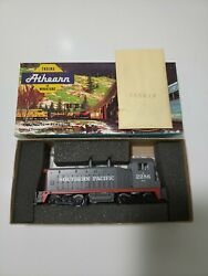 Athearn No. 4006 Diesel Locomotive Kit Sp Southern Pacific 1500 Cow/calf Ho
