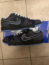 Ds Nike Sb Dunk Low Premium Blue Lobster Size 9 Bought From Sneakercon App