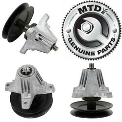 50 In. Deck Spindle Assembly Cub Cadet Troy Bilt Mtd Riding Lawn Mowers Zero