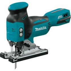 Makita Brushless Cordless Barrel Grip Jig Saw 18 Volt Lxt Lithium Ion Tool Only