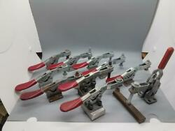 Destaco Hold Down Clamps - Toggle Locking Clamps Lot Of 10