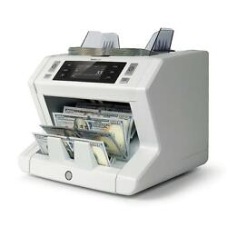 Safescan 2650 High-capacity Bill Counter For Bills Sorted By Denomination With