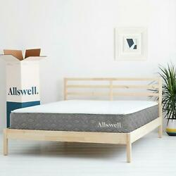 The Allswell Luxe Hybrid 12 Inch Bed In A Box Hybrid Mattress - Queen